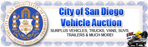Otay Auto Auction - Public Vehicle Auction Every Saturday